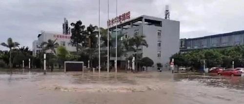 洪灾致多晶硅龙头企业被淹,产品价格暴涨!